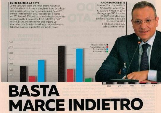 Quattroruote_Basta Marce Indietro_Intervista Andrea Rossetti_001