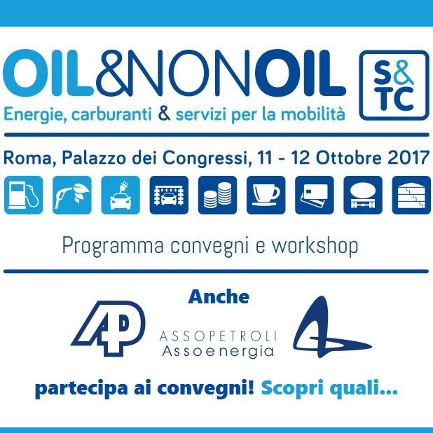 Programma Oil&nonOil2017 e Assopetroli